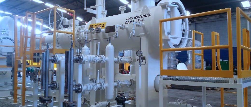 Skids para Filtración de Hidrocarburos en mexico - Gas natural, Gasolina o Diesel - ares control 2
