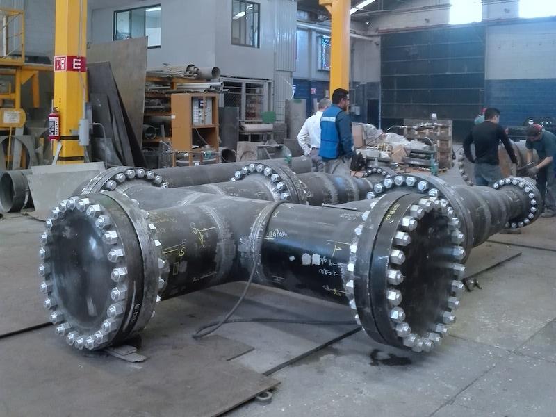 Skids para Regulación de Hidrocarburos