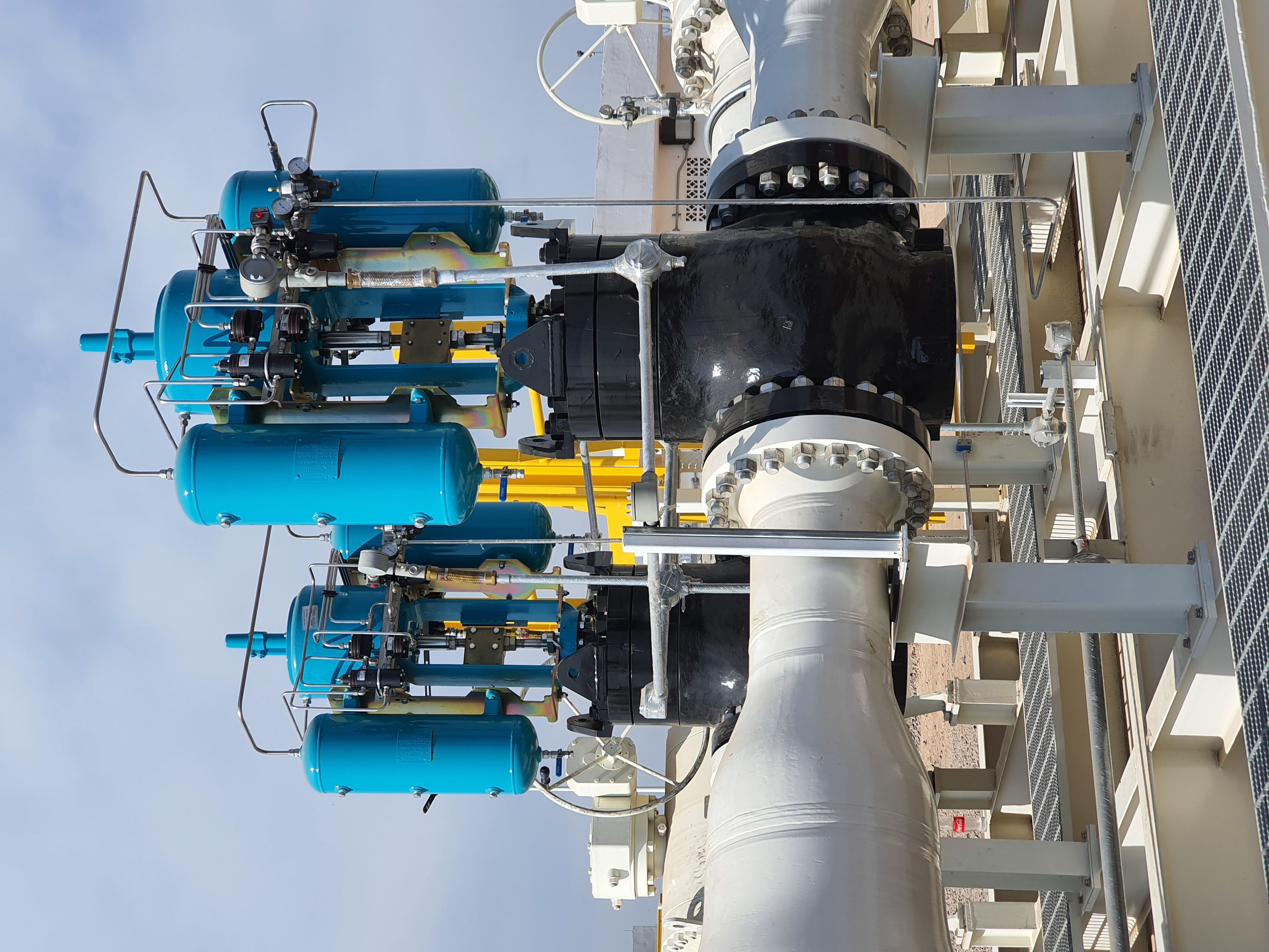 Sistemas de Regulación de Presión para el Manejo de Hidrocarburos